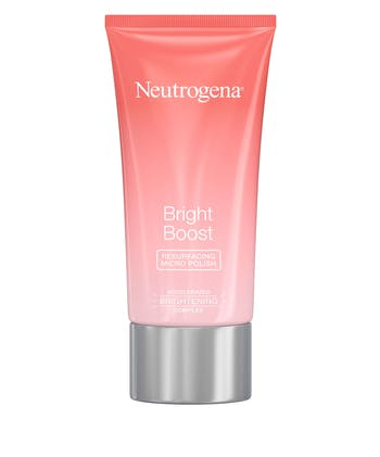 Neutrogena® Bright Boost™ Resurfacing Micro Face Polish with Glycolic and Mandelic AHAs