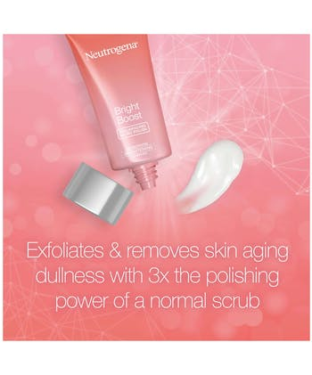 Neutrogena Bright Boost™ Resurfacing Micro Face Polish with Glycolic and Mandelic AHAs
