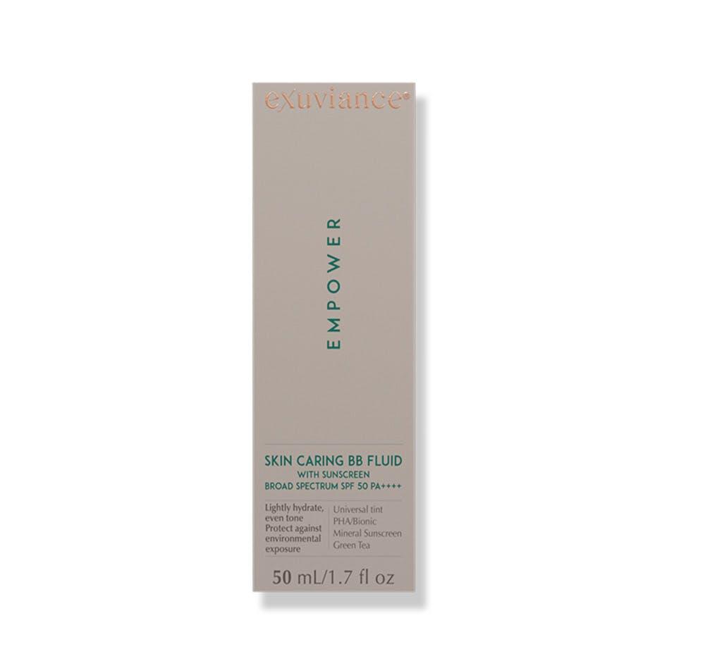Skin Caring BB Fluid SPF 50