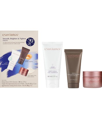Smooth, Brighten & Tighten Heroes Skincare Travel Set