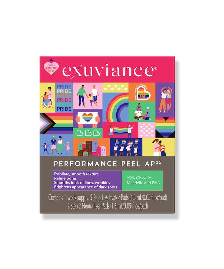Pride Performance Peel AP25 Limited Edition One-Week Supply