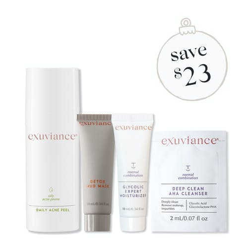 Daily Regimen Starter Set: Oily-Acne Prone Skin