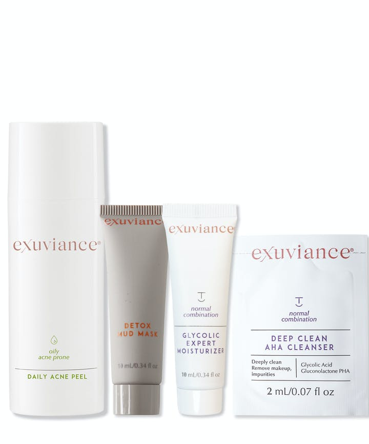 Daily Regimen Starter Set: Oily-Acne Prone Skin