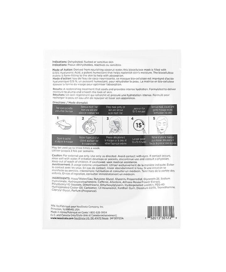Pure Hyaluronic Acid Biocellulose Mask
