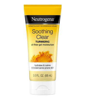 Neutrogena Soothing Clear Turmeric Gel Moisturizer