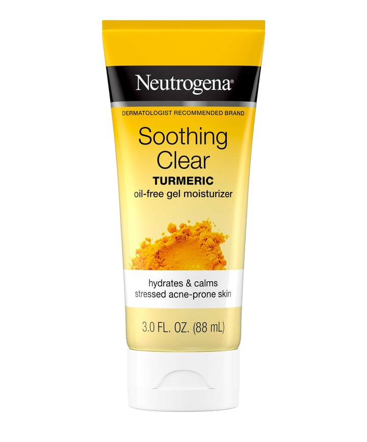 Neutrogena Neutrogena Soothing Clear Turmeric Gel Moisturizer