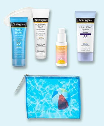 Every Day Sun Protection Set