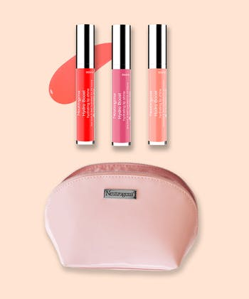 Hydro Boost Lip Shine Trio