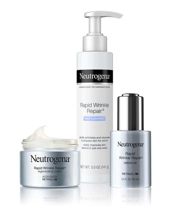 Rapid Wrinkle Repair 3 Step Set