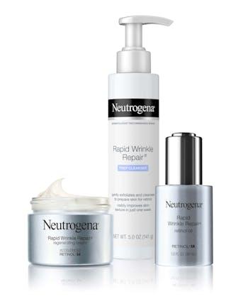 Rapid Wrinkle Repair 3 Step Set