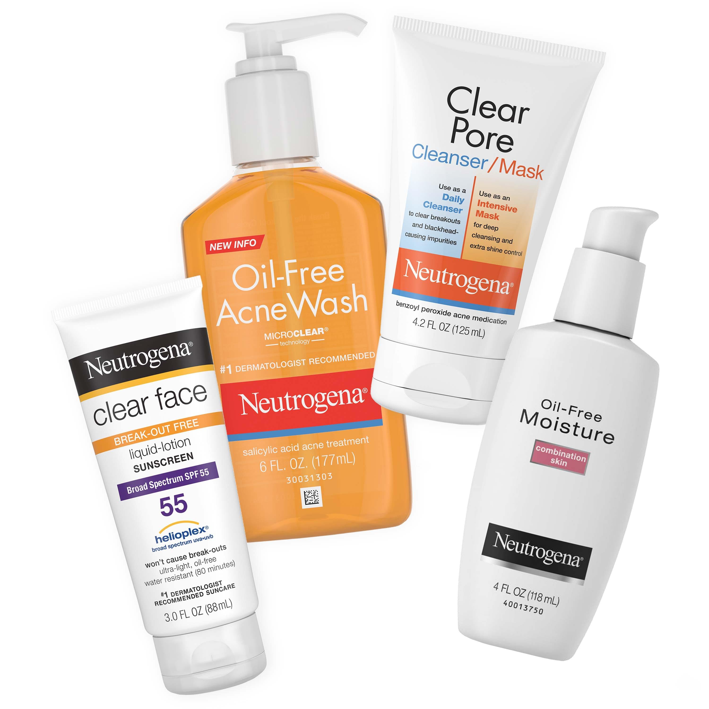 Acne Prone Skin Set