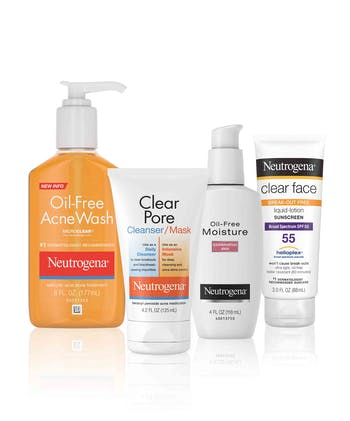 Acne Prone Skin Set