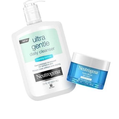Sensitive Skin Hydration Set