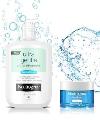 Sensitive Skin Hydration Set