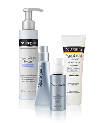 Wrinkle Repair and Protect Set