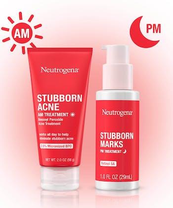 Stubborn Acne & Stubborn Marks Treatment Bundle