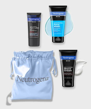 Men's Skin Care Essentials Set