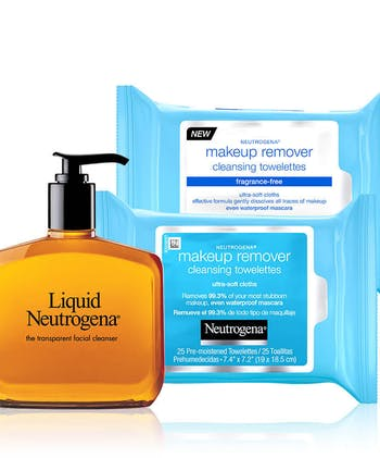 Neutrogena Double Cleansing Set