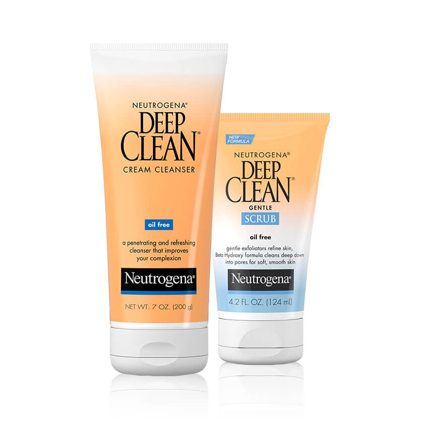 Deep Clean Double Cleansing Set