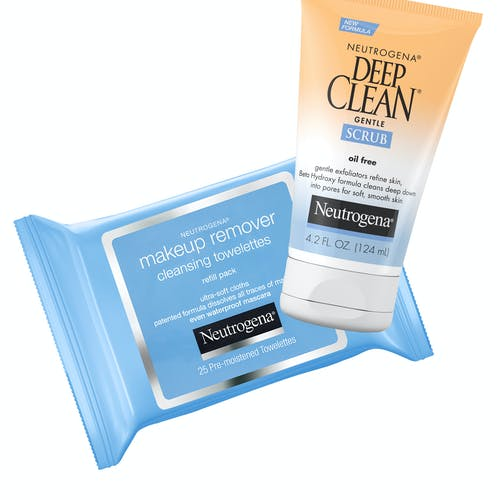 Gentle Double Cleansing Set