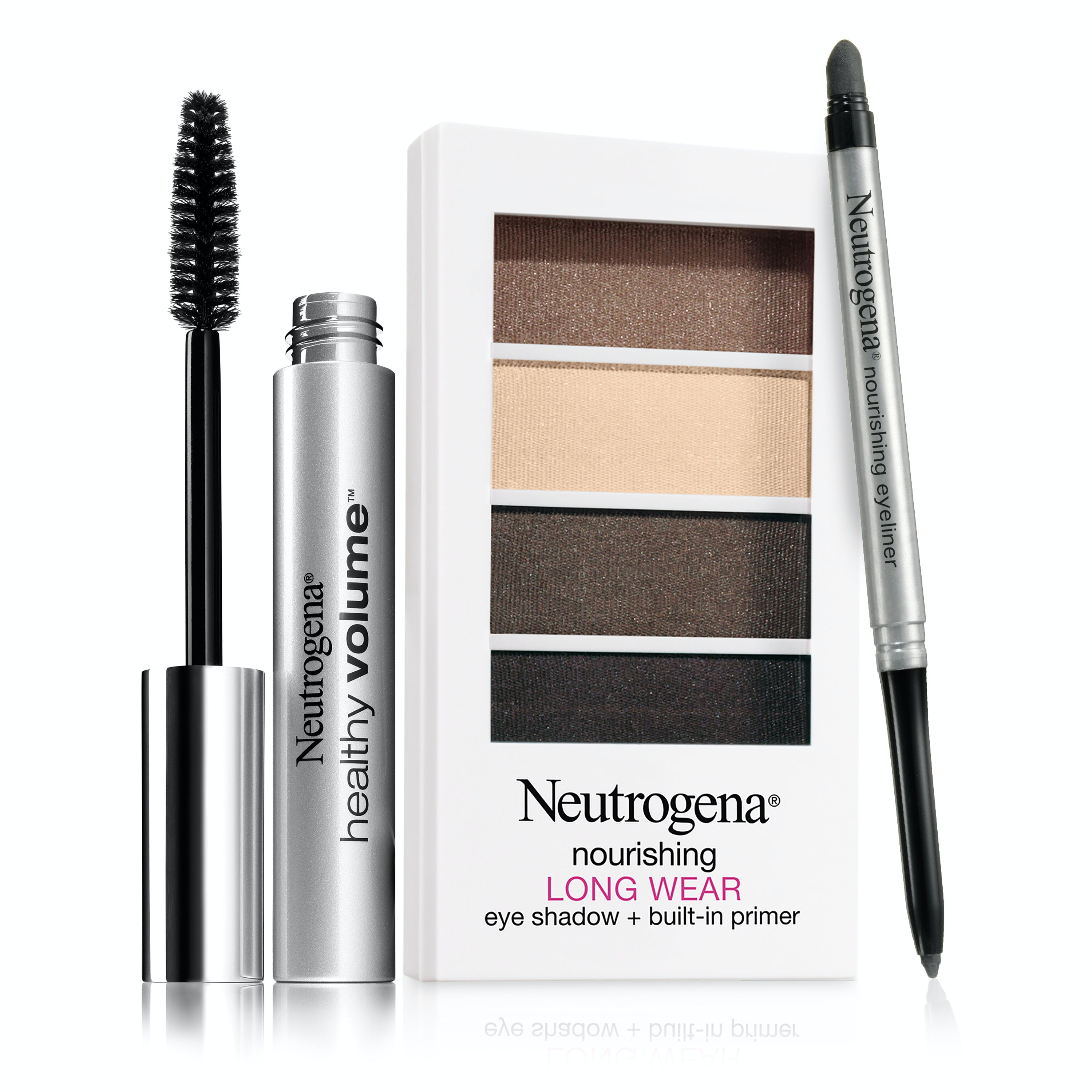 Eye Makeup Essentials Set