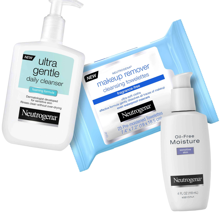 Sensitive Skin Regimen Set