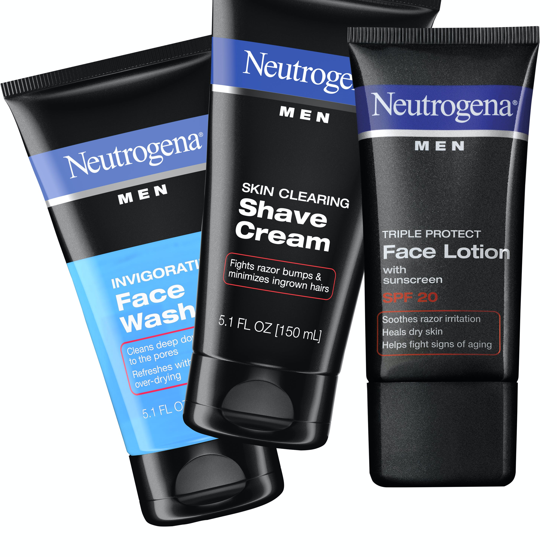 Men Skin Care: Men's Skin Care Essentials Skin Care Set
